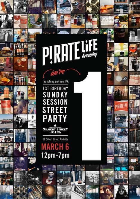 pirate life brewery, pirate life beers, adelaide beers, adelaide breweries
