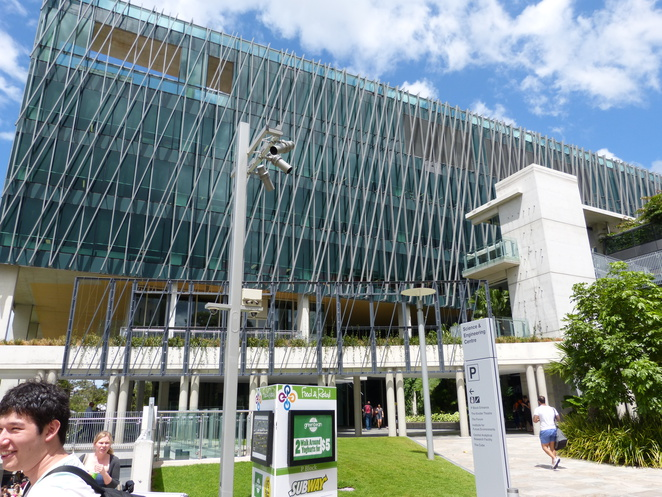 Queensland University of Technology precinct