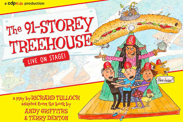 The 91-Storey Treehouse is coming to RPAC