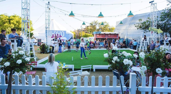 Royal croquet club 2017