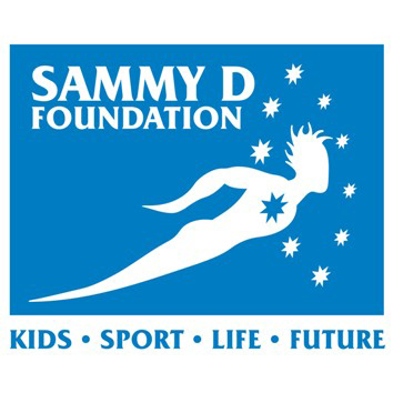 Sammy D Foundation logo