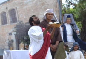spiritual easter for kids, Passion Play Melbourne