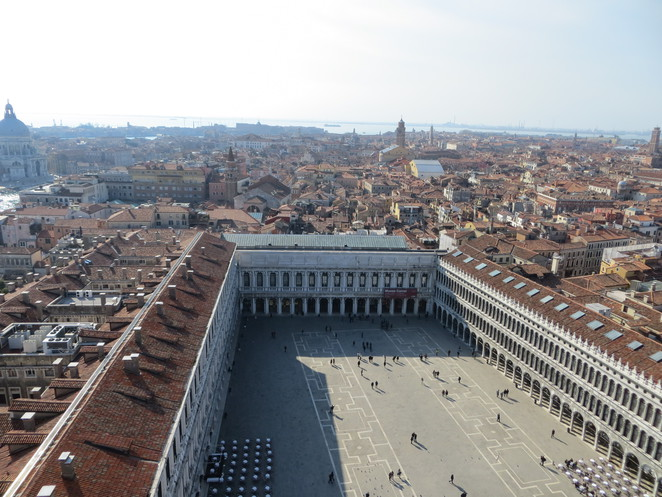 st mark's, venice, square