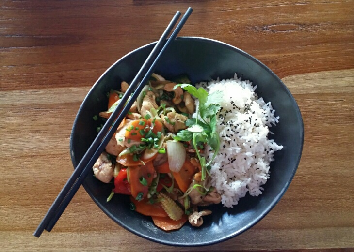 Stir Fry, Fresh, Great food, Restaurant, Bali