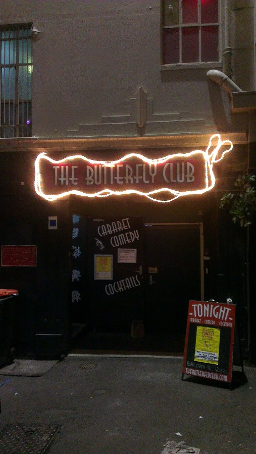 Knitting Clubs Melbourne : The butterfly club melbourne by kerry lander