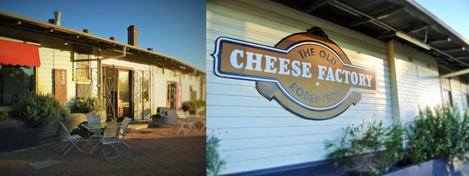 The Cheesefactory Robertson