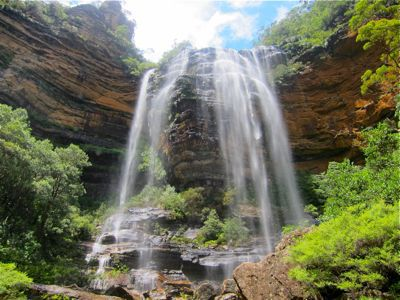 Valley of the Waters, National Pass Trail, Wentworth Falls, Blue Mountains
