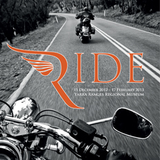 yarra ranges guided motorcycle rides and RIDE exhibition