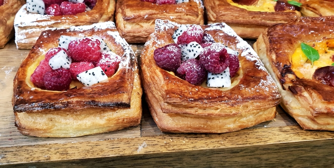 Bakery, pastries, morning tea, Newcastle, shopping, Cooks Hill, markets