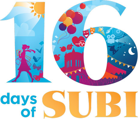 16 days of subi, subiaco events
