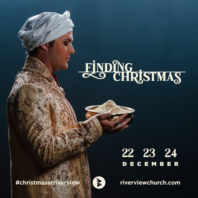 Christmas Event at a Riverview Church