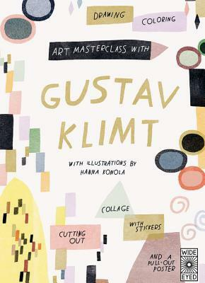 Art Masterclass with Gustav Klimt, art books, how to draw books, how to paint books, drawing and painting, Klimt