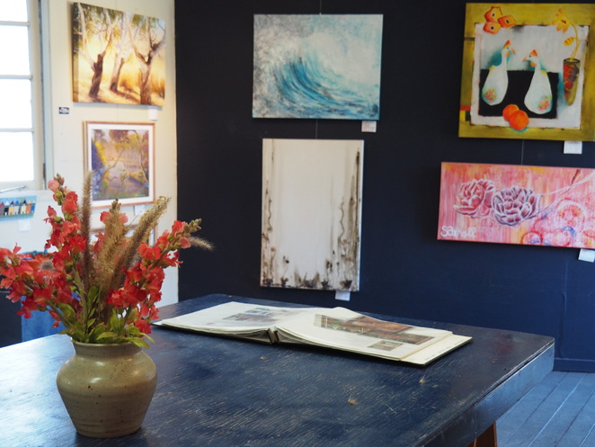 artworks, Dayboro Gallery