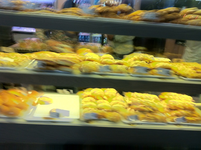 bakery, food, sausage rolls, desserts, cakes bread
