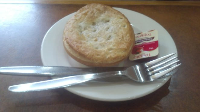 Beechworth Bakery, Meat Pie
