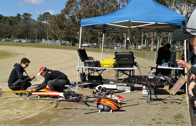 big boys expo 2016, epic, canberra, ACT, expo, big boys, rc crew, remote control helicopters,