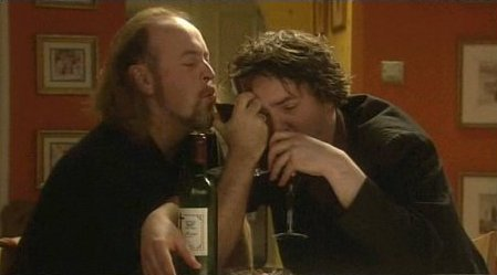 Black Books, Dylan Moran, Bill Bailey