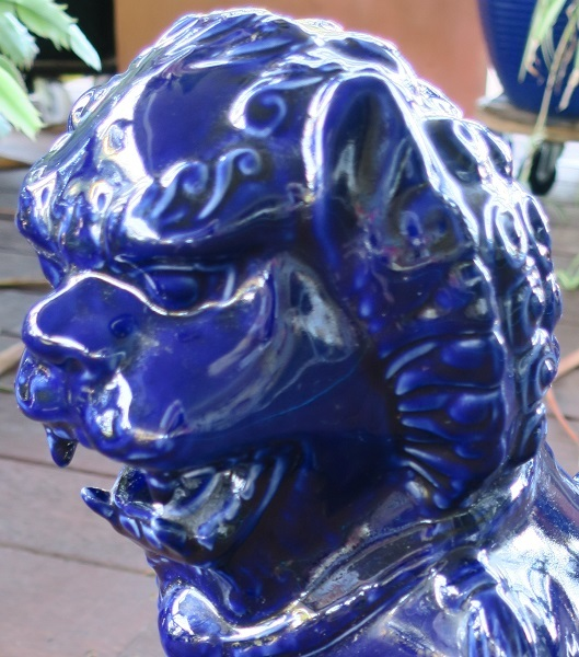 blue lion-Chinese-new-year-lunar-new