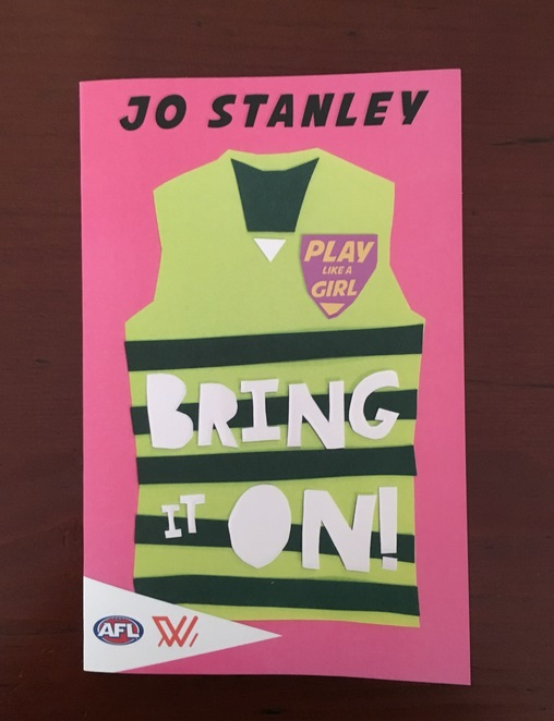 Bring it On Jo Stanley