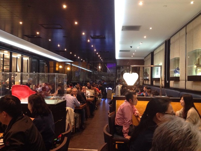 Chefs gallery, cbd, Sydney, Chinese food, restaurant