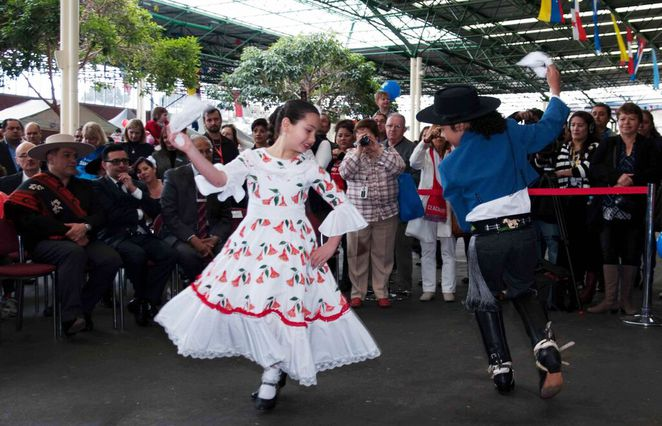 Chilean and Latin American September Festival