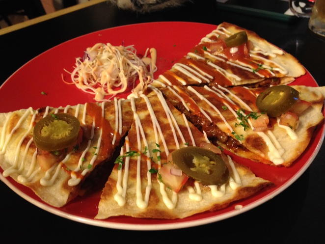 chimac, korean food, quesadillas, mexican food, melbourne