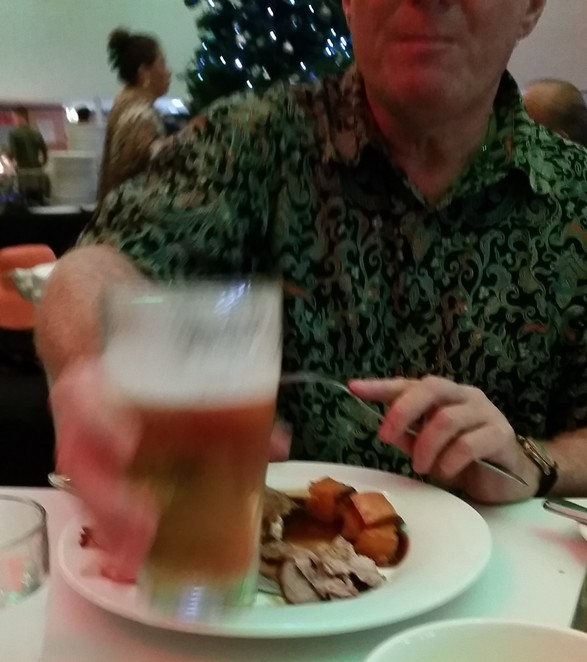 Christmas, Christmas lunch, Darwin, Double Tree by Hilton Esplanade