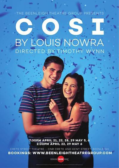 cosi louis nowra example essays of compare estudiantes cosi by louis nowra essay 692 words dec 15th 2013 3 pages show more cosi is a play written by louis nowra in the survives in the humorous essays in