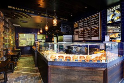 Cousin Jack's Pasties, pasties, Bondi Junction