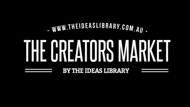 creators market melbourne, the ideas library, prahran creators, handmade markets melbourne, made by Katherine, jilly junior, omkara candles