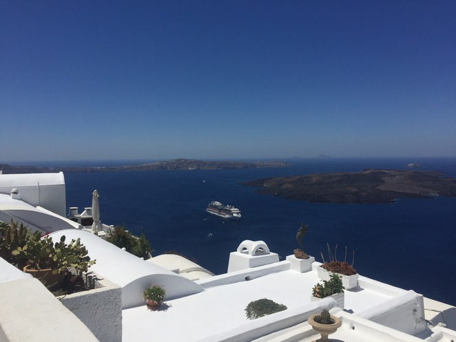Cruise the Mediterranean, Santorini, Greek Island holidays, greek island cruising, Princess Cruises, first time cruise tips, travel Europe by ship, cruise holidays in Europe, Cruise Europe and Greek Islands,