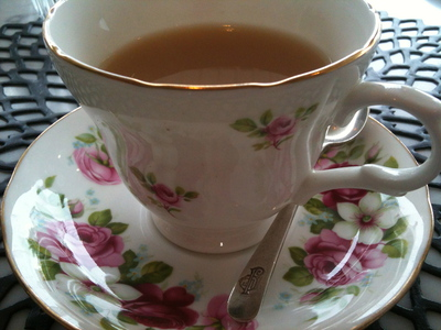 Cup of the Seventh Duchess Tea