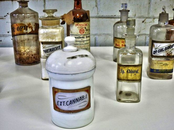Dark History Tours At The Old Hospital, Dark History Tours, Old Hospital, former Royal Adelaide Hospital, tours, Adelaide, abandoned hospital, old hospital, Haunted Horizons, old medicine bottles