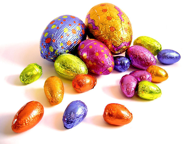 Chocolate less gifts this easter melbourne large image negle Choice Image