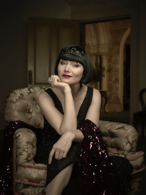 festival of phryne, 1920s pop up bar at rippon lea, miss fishers murder mysteries, miss fisher costume exhibition, miss fisher pop up bar