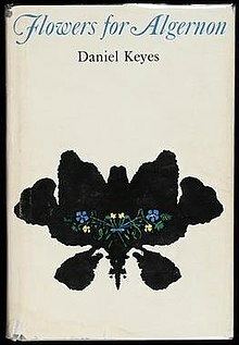 flowers for algernon, daniel keyes, book