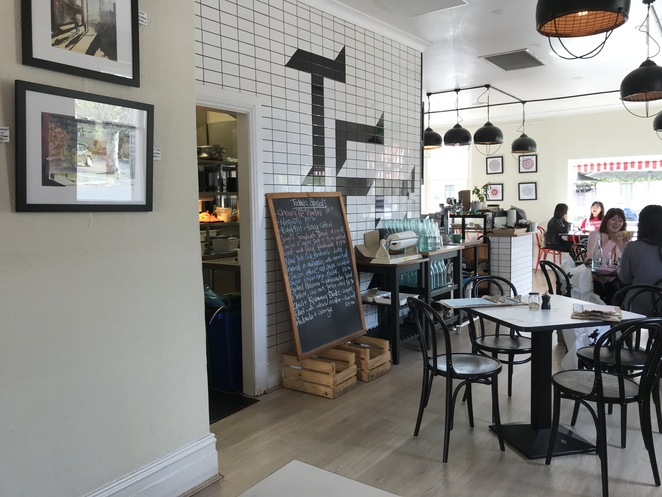 Flying Fig , New York, North Adelaide, Breakfast, Cafe