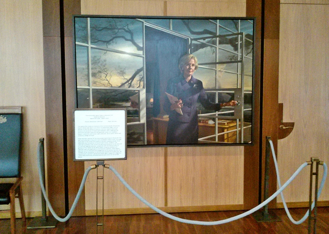 govenor general, quentin bryce, canberra, parliament house, ACT, parliament house art collection,