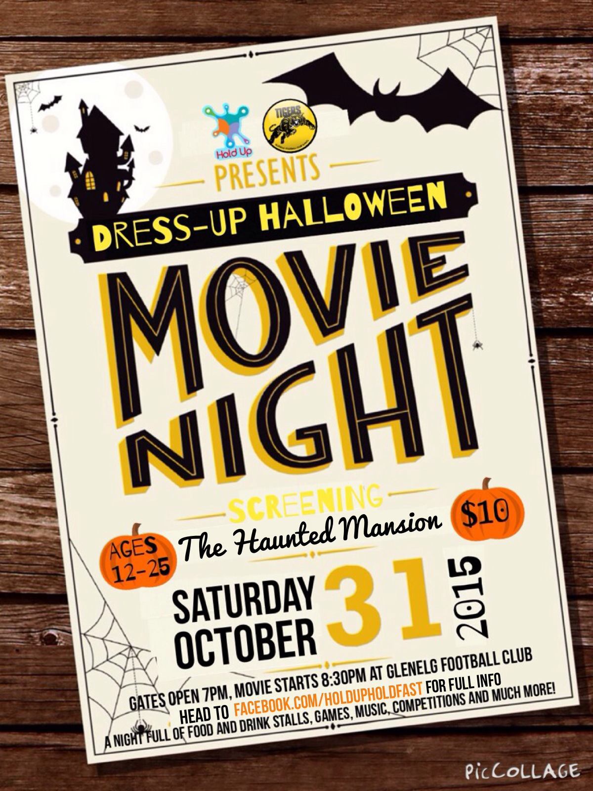 What To Do On Halloween 2015 - Adelaide