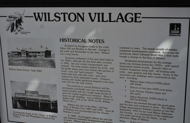 History of the Villlage