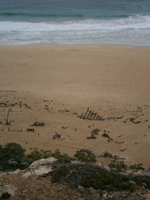 innes national park, yorke peninsula, ship wreck, ethel beach