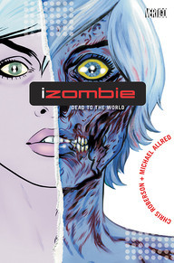 iZombie dead to the world comic