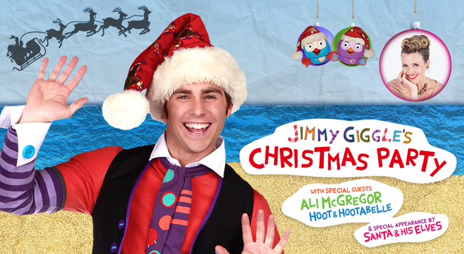 Jimmy Giggle Christmas Party