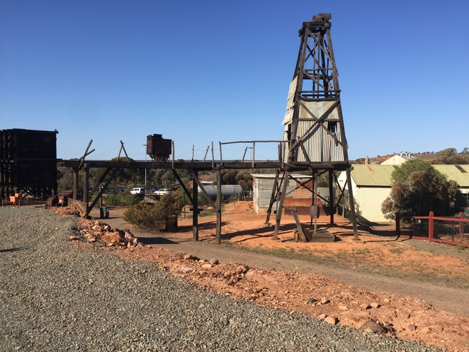 Kalgoorlie, Hannans North, Tourist Mine, Paddy Hannan, WA Goldfields