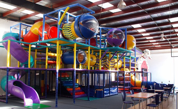 Where Is The Best Indoor Playground In Melbourne