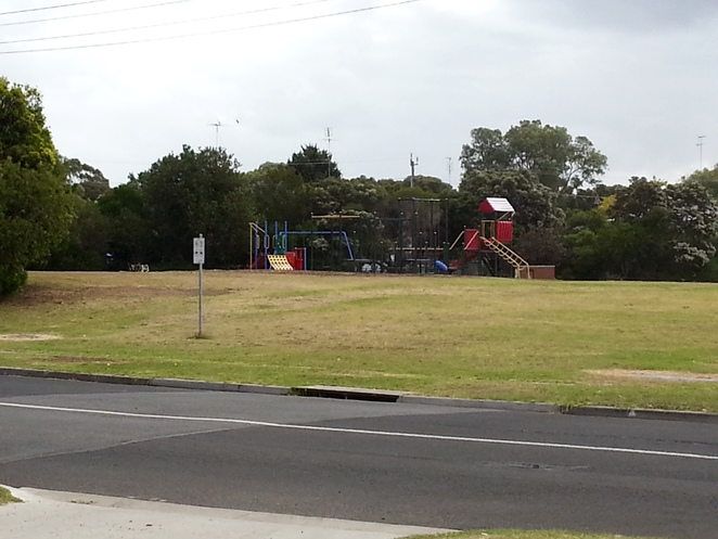 Lake Avenue Reserve Playground Ocean Grove