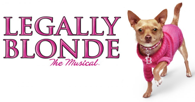 Legally Blonde the Musical, Karrinyup Shopping Centre, Karrinyup Events, Perth Musicals, Musical Events in Perth