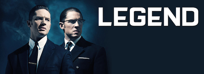 legend, film, review, tom hardy