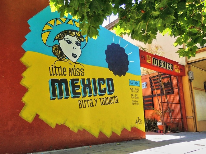 little miss mexico, the mexican food, adelaide mexican, the fringe festival, the adelaide fringe, adelaide events, pop-up bar, little miss miami, fork on the road, grenfell street