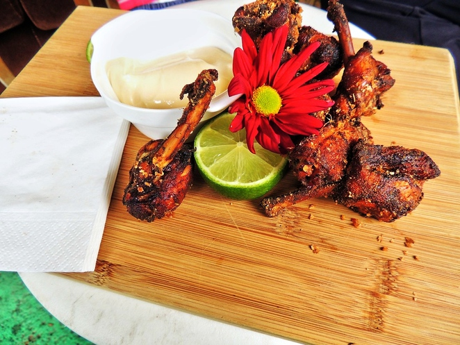 little miss mexico, the mexican food, adelaide mexican, the fringe festival, the adelaide fringe, adelaide events, pop-up bar, little miss miami, fork on the road, jamaican jerked chicken